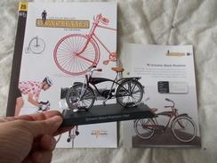 VELO Delprado Les Plus Belles Bicyclettes Du Monde N° 25 Schwinn Black Phantom - Autres Collections