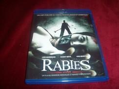 DVD  BLU RAY  ° RABIES    RAGE  °° FILM AVEC 5 SELECTION OFFICIELLE ET PRIX DE LA CRITIQUE 2011 - Ciencia Ficción Y Fantasía
