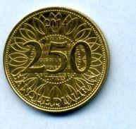 2014  LIBAN 250  Livres - Liban
