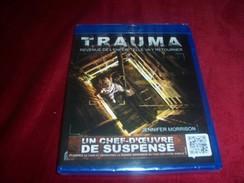 DVD  BLU RAY  ° TRAUMA   ° REVENUE DE L'ENFER ELLE VAS Y RETOURNER - Ciencia Ficción Y Fantasía
