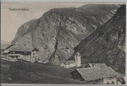 Thalkirch-Safien - GR Grisons