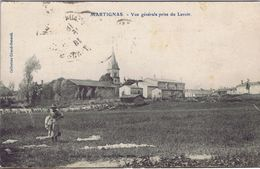 33 - Martignas (Gironde) - Vue Générale Prise Du Lavoir - Sonstige Gemeinden