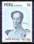 PERÚ.Yv. 764-N-9737 - Peru