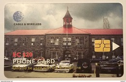 Police Headquarters - St. Vincent & The Grenadines