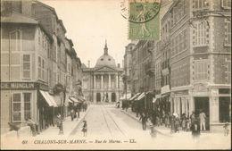 Rue De La Marne - Châlons-sur-Marne