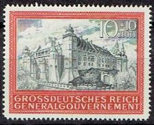 POLAND  #   FROM 1944 STAMPWORLD 125* - General Government