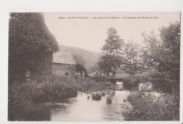 26293 LANDIVISIAU Vallée Elorn Moulin Pont Ar Zal -éd :3593 ? - Landivisiau