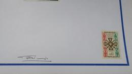 Autographe  Betemps   Cachet 1968     A Voir - Autographes