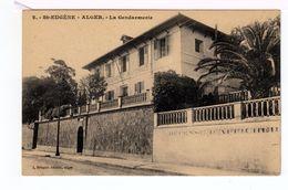 Alger. St. Eugène. La Gendarmerie. (1749) - Alger