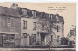 Ille-et-Villaine - Hôtel Du Centre 6; Boulevard Chateaubriand Paramé - Parame