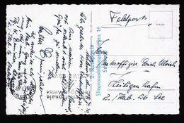 A4793) DR Feldpostkarte Von Schleswig 15.7.40 Fliegerausbildungsbataillon - Briefe U. Dokumente