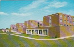 Indiana Muncie Grace DeHority Residence Halls For Women Ball State Teachers College - Muncie