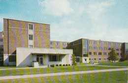 Indiana Muncie Frances Woodworth Ball Residence Halls Ball State