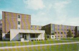 Indiana Muncie Frances Woodworth Ball Residence Halls Ball State Teachers College - Muncie