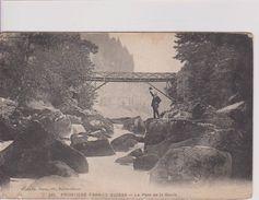Suisse > JU Jura Noirmont Frontiere Franco Suisse Le Pont De La Goule - JU Jura