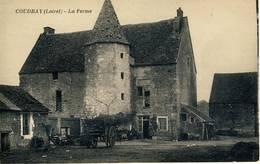Coudray- La Ferme,. Cosson - France