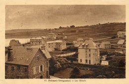 CPA - PRIMEL-TREGASTEL (29) - Aspect Du Quartier Des Hôtels En 1932 - Primel