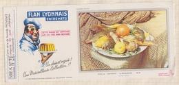 781  BUVARD FLAN LYONNAIS PROVENCE LA BOUILLABAISSE - Dairy