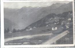 LAURA ALBERGO LAURA ,PANORAMA,VIAGGIATA..1951.FP.-674.T - GR Grisons