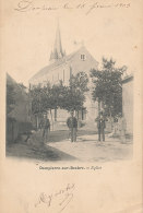 03 // DOMPIERRE SUR BESBRE   Eglise - France