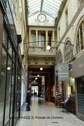 Paris II (75)- Passage Choiseul (EDITION à TIRAGE LIMITE) - Arrondissement: 02