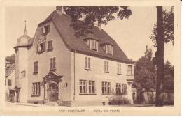 BAS RHIN   BOUXWILLER  HOTEL DES POSTES - Bouxwiller