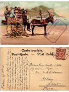 CPA Carro Siciliano . ITALY (494181) - Unclassified