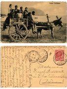 CPA Carro Siciliano . ITALY (494184) - Unclassified