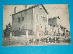 16 ) étagnac - école Libre De Garçons -  - Année  - EDIT : - Autres Communes
