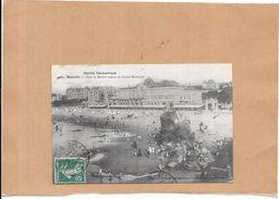 BIARRITZ   64 -  Dans Le Rocher Auprès Du Casino Municipal - ROY171 - - Biarritz