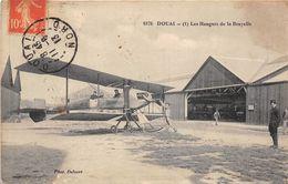 59-DOUAI-LES HANGARS DE LA BRAYELLE - Douai