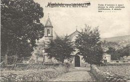 Z3710 Arcidosso Dell'Amiata (Grosseto) - Montelaterone - Pieve Di Santa Maria A Mulas / Viaggiata 1930 - Italie