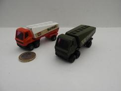 MATCHBOX :  2 Miniatures - Matchbox