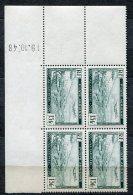 3810  -  ALGERIE  PA 3**   Avion Survolant La Rade D'Alger    Coin Daté Du 19/10/48   SUPERBE - Algérie (1924-1962)