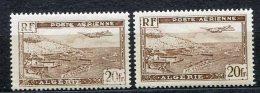 3832 -  ALGERIE  PA 4**   Impression Dépouillée  RF Et Chiffres Blancs  +  Normal      SUPERBE - Algérie (1924-1962)