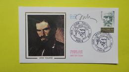 Autographe  Sur  FDC  First Day Cover  Premier Jour   A VOIR   1978 - Autographs
