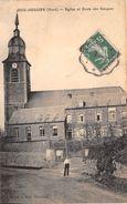 ¤¤  -  HOU-HERGIES    -   Eglise Et Ecole Des Garçons      -  ¤¤ - France