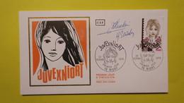 Autographe  Sur  FDC  First Day Cover  Premier Jour   A VOIR   1978 - Autographes