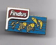 PINS ALIMENTATION FINDUS POISSONS / EGF / 33NAT - Alimentation