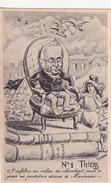 CPA  Adolphe THIERS Président République Politique Caricature Satirique Marianne Illustrateur Jean ROBERT - Robert