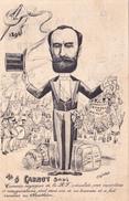 CPA  Sadi CARNOT Président République Politique Caricature Satirique Illustrateur Jean ROBERT - Robert