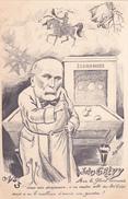 CPA  Jules GREVY Président République Politique Caricature Satirique Billard Français Billiard  Illustrateur Jean ROBERT - Robert