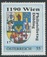 ÖSTERREICH / Philatelietag 1190 Wien / 8025517 / Postfrisch / ** / MNH - Österreich