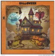 """Österreich 2013:  """"WBlock """"Halloween""""  Gestempelt (siehe Foto/Scan) - 2011-... Gebraucht"""