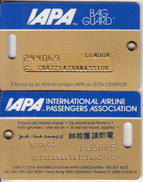 USA - IAPA Bag Guard, Used - Vliegtuigen
