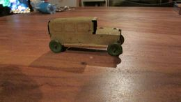 WW1 Tin Toy Military Ambulance - 1914-18