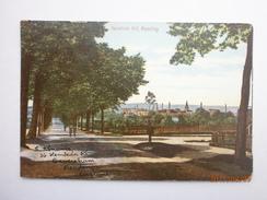 Postcard Kendrick Hill Reading Sent By S Adnams Hemdean Road Caversham To Boston USA PU 1906 UB My Ref  B11630 - Reading