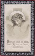 Joannes Van Dijck Rosalia Coenen Joanna Peeters Testelt 1847 1906 Doodsprentje Image Mortuaire - Images Religieuses