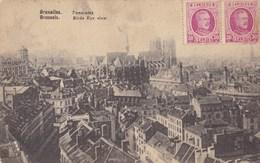 Brussel, Bruxelles, Panorama (pk37851) - Panoramische Zichten, Meerdere Zichten
