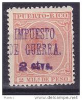 PUERTO RICO CLASSIC MNH ** IMPUESTO DE GUERRA - Porto Rico